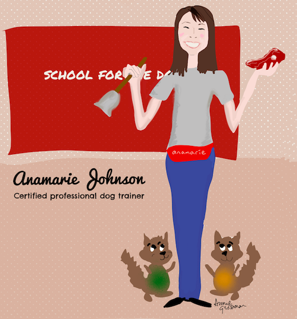 anamarie johnson dog trainer
