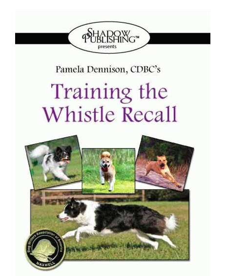 whistle recall dog training
